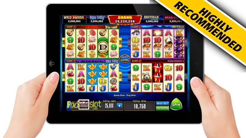 Wonder 4 Jackpots Free Slots App Guide