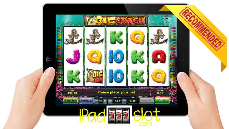 Big Catch Novomatic Slots Game Preview