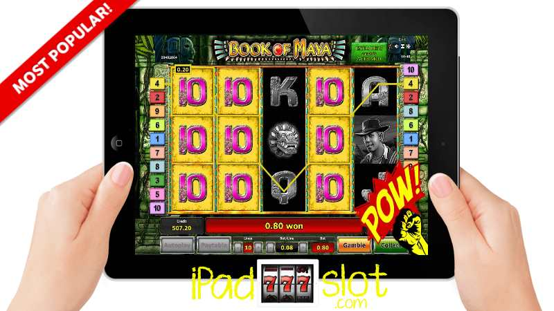 Book of Maya Novomatic Free Slots Game App