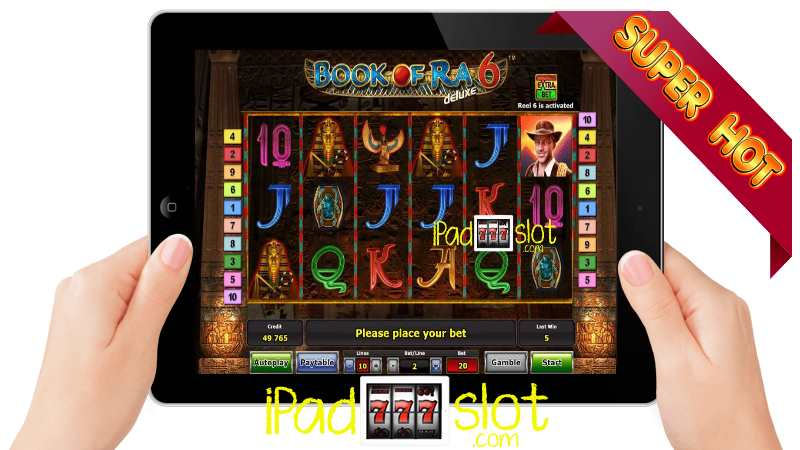 Book Of Ra Ipad Cheat