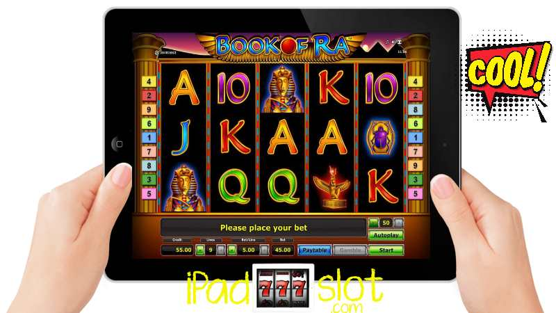 Book of Ra Novomatic Slots Game App Review