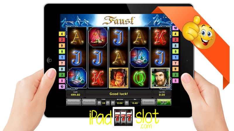 Faust Novomatic Slots Game App
