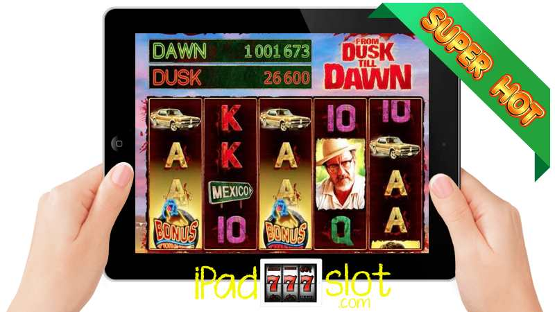 From Dawn Till Dusk Novomatic Free Slots App Review