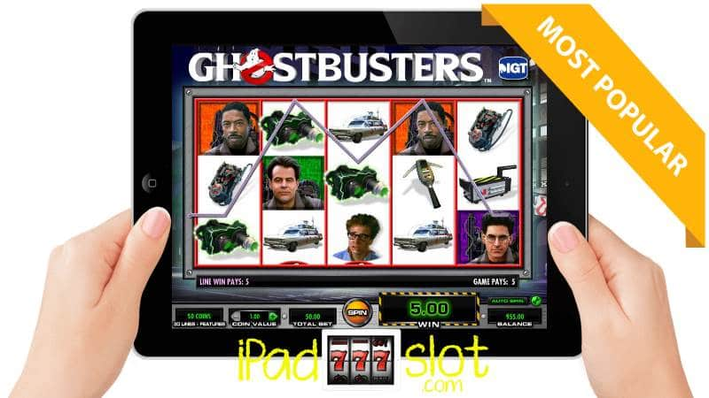 Ghostbusters Slots Free Game by IGT Review