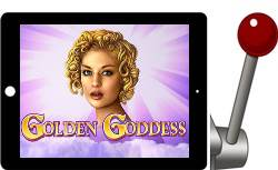 Golden Goddess free IGT ipad slots