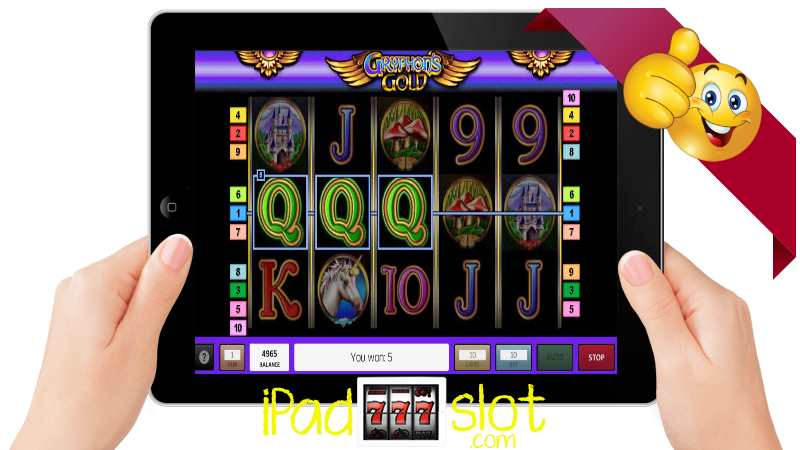 Novomatic Gryphons Gold Slot Review