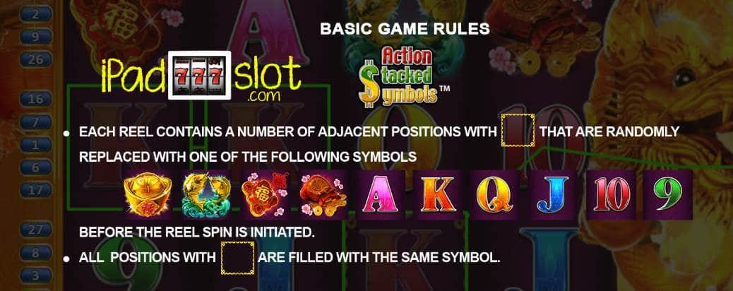 Imperial Wealth Konami Free Ipad Slots Game App Action