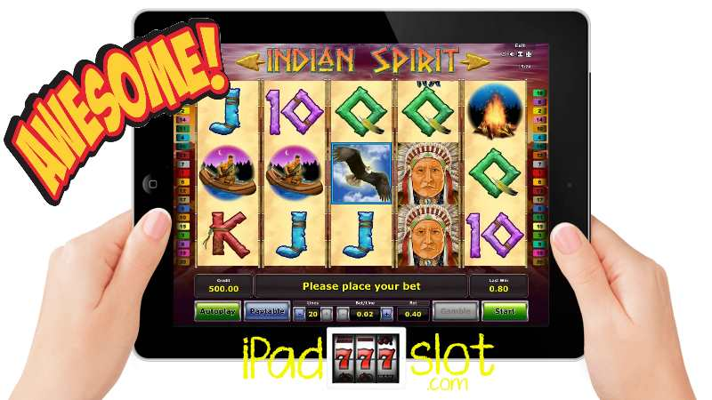 Indian Spirit Novomatic Free Pokies Game App