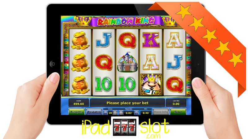 Rainbow King Novomatic Free Slot App Guide