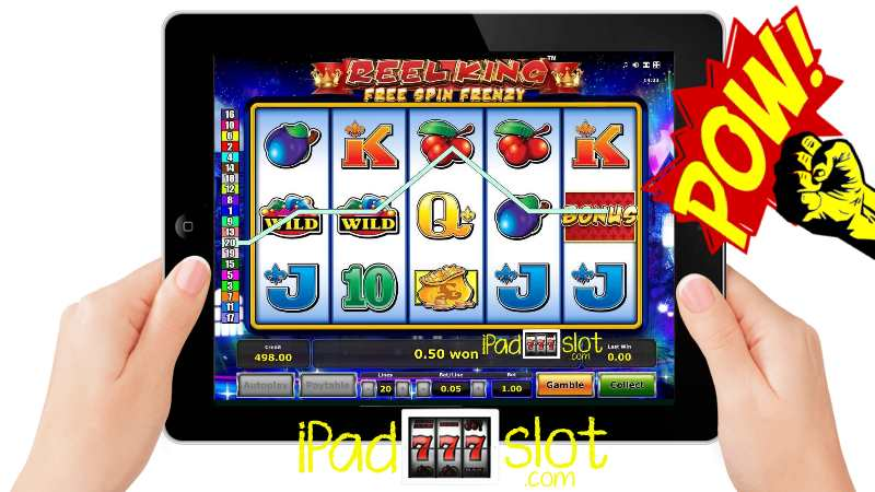 Reel King Free Spin Frenzy Slots App