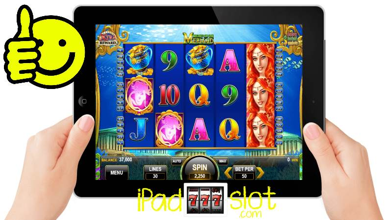 Secret of the Mermaid Konami Slots App Guide