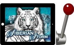 Siberian Storm free IGT ipad slots