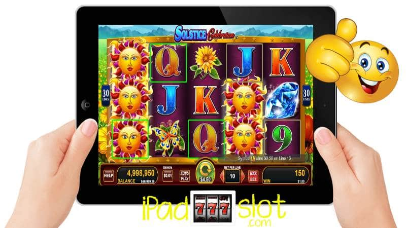 Solstice Celebration Slots Game Review