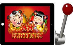 88 Fortunes free ipad slot