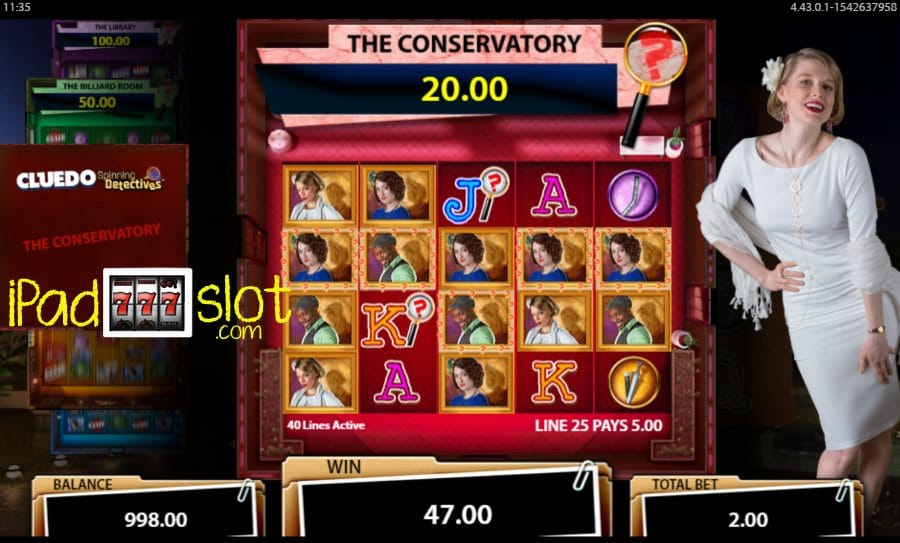 Play Cluedo Ipad