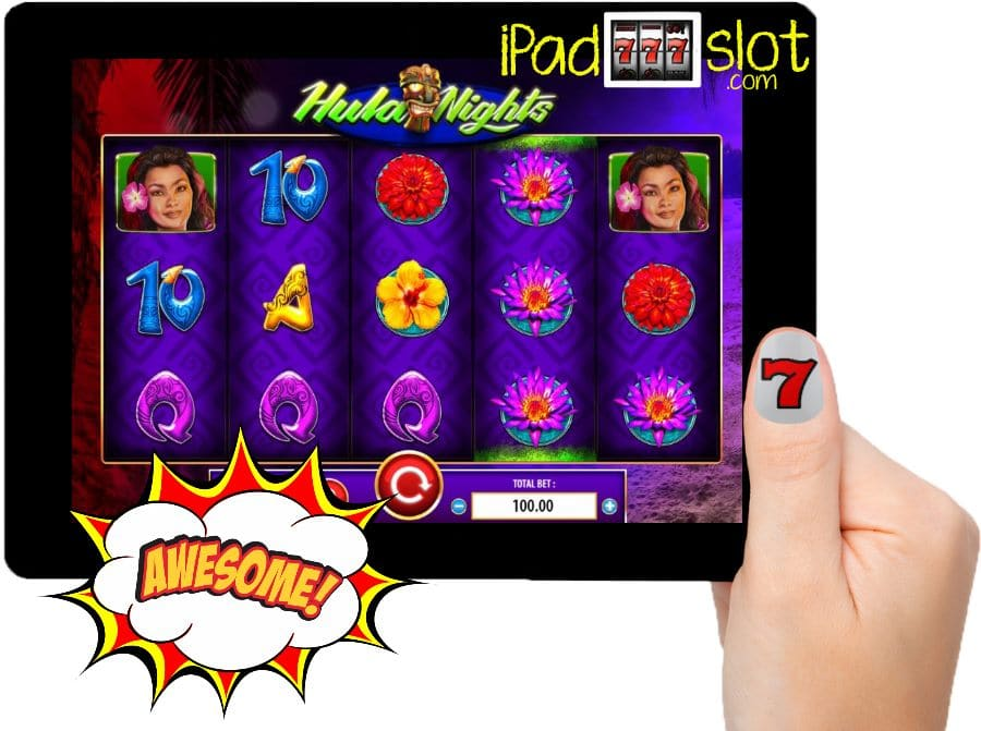 Hula Nights Free Barcrest Slots App