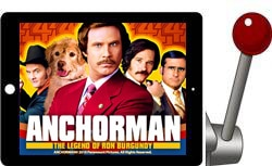 Anchorman free ipad slot