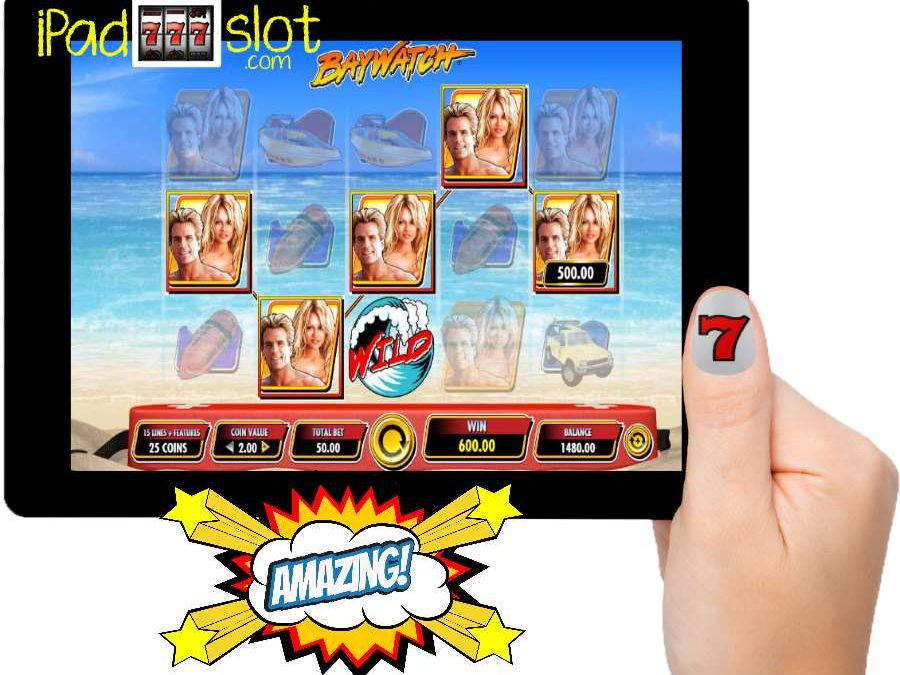IGT Baywatch 3D Free Slots Game Guide