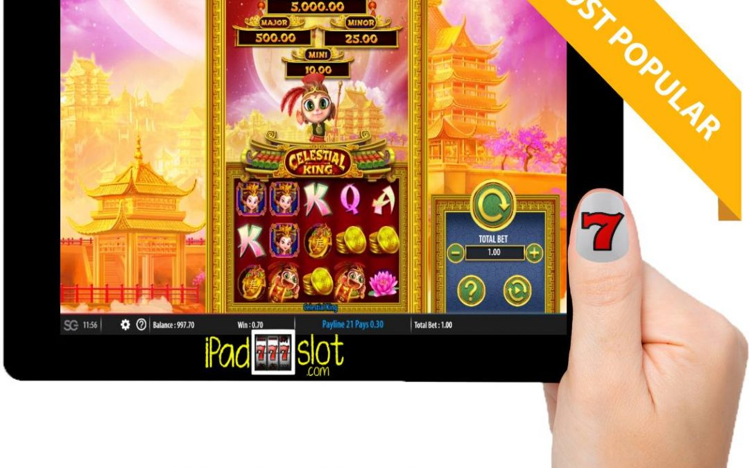Celestial King Free Bally Slots App Guide
