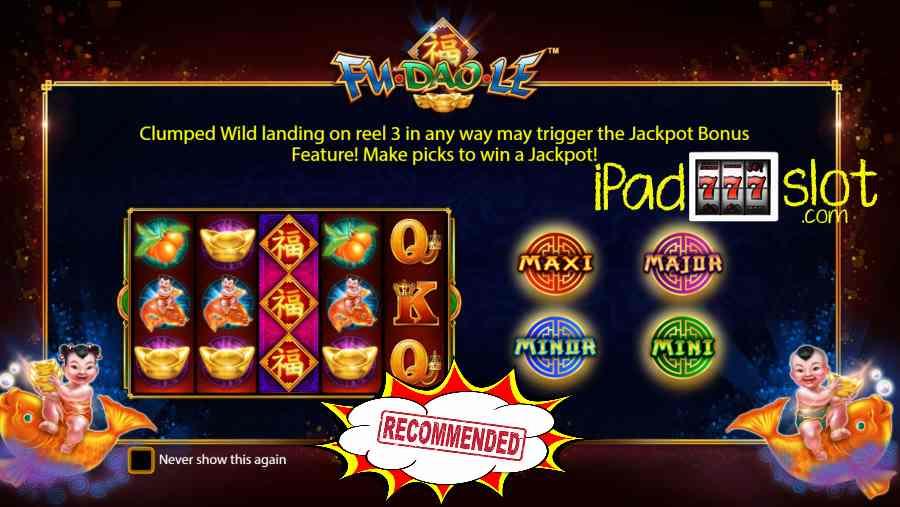 Fu Dao Le Slot App