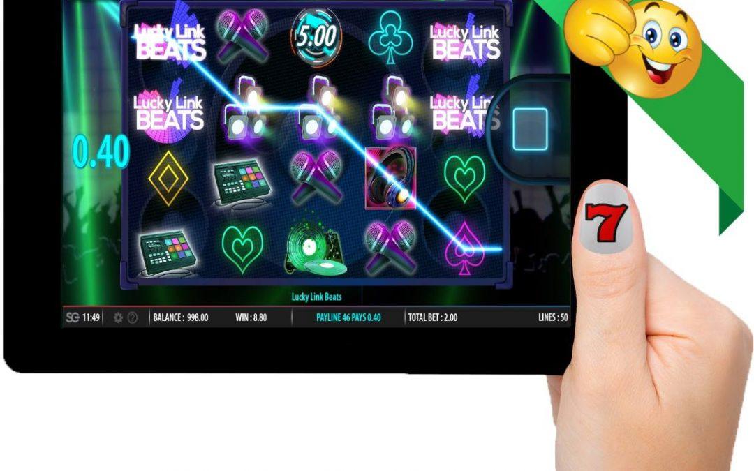 Lucky Link Beats Bally Free Pokies App