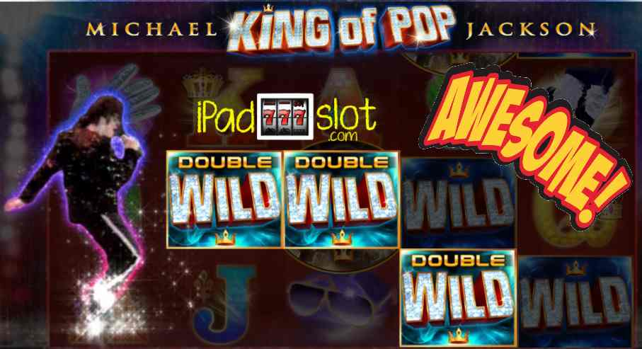 Michael Jackson King of Pop Bally Free Slot Game App