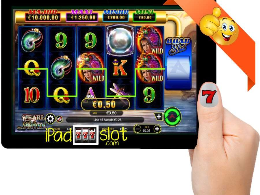 Pearl River Quad Shot Ainsworth Free Slots App