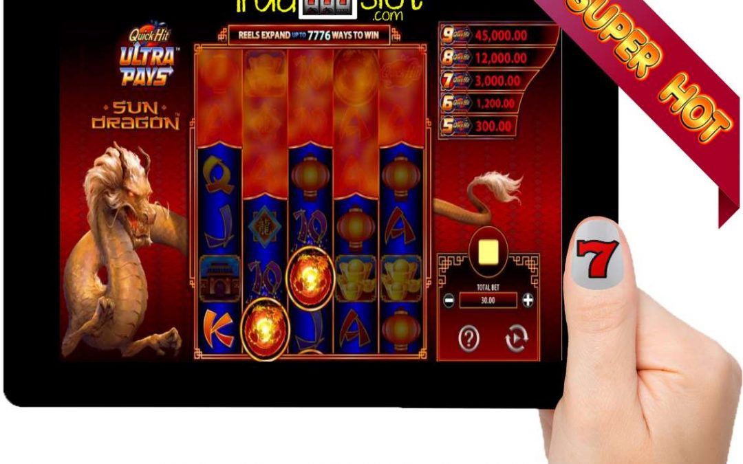 Quick Hit Ultra Pays Sun Dragon Free Slot App