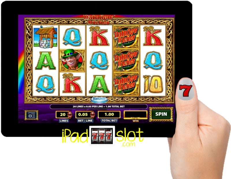 Rainbow Riches Free Barcrest Mobile Slots App