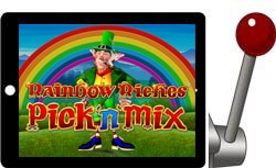 Rainbow Riches Pick n Mix free ipad slot