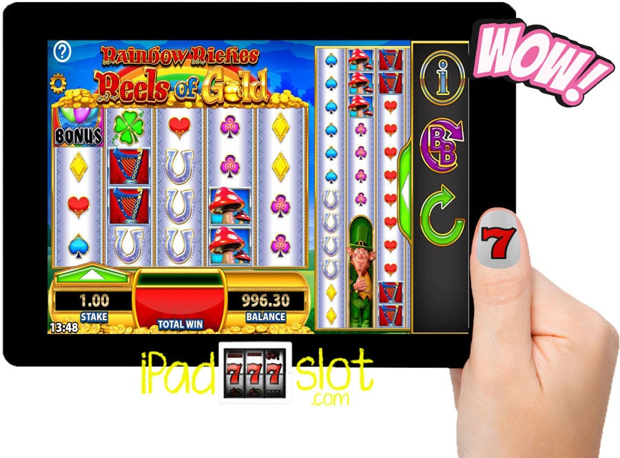 Rainbow Riches Reels of Gold Free Slot Guide