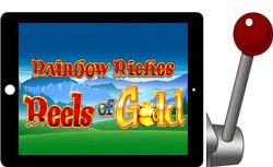 Rainbow Riches Reels of Gold free ipad slot