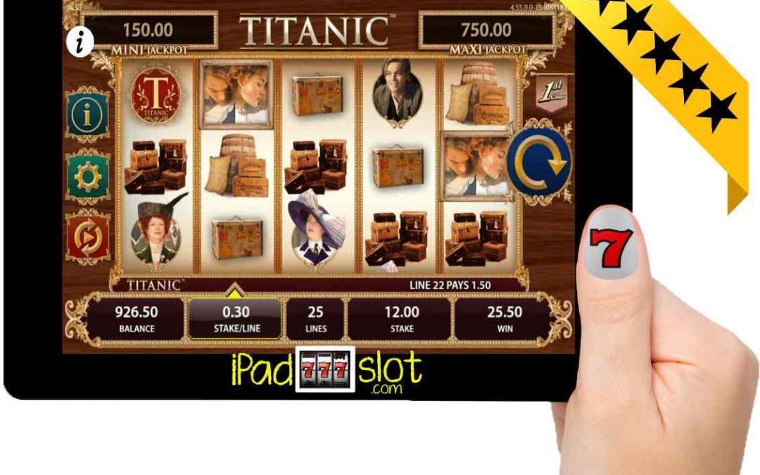 Titanic Slots by Bally Free Play App Guide
