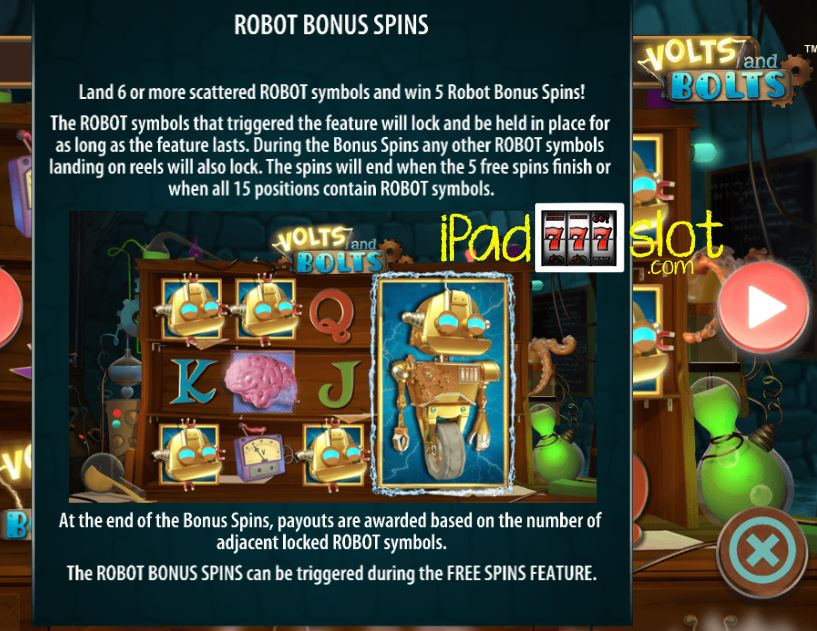 Ipad Slot Games
