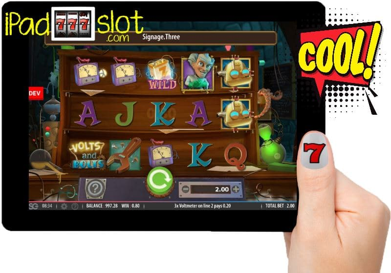 Volts and Bolts Shuffle Master Free App Guide