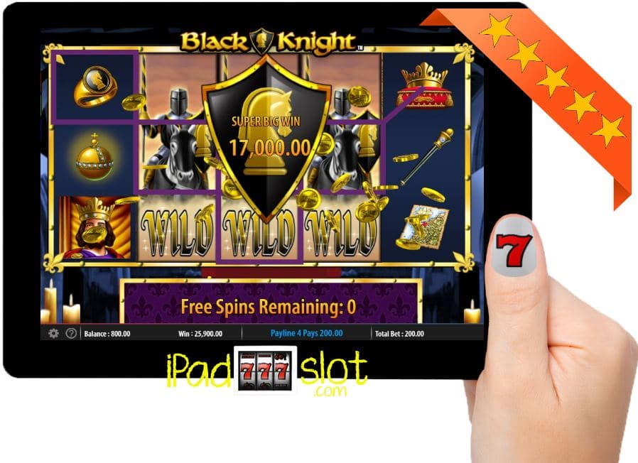 Black Knight Barcrest Free Slots App