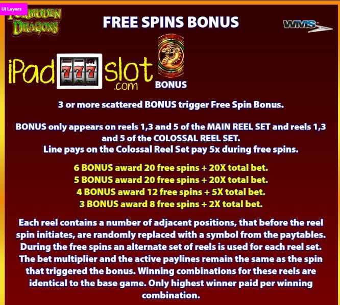 Wms casino games for ipad