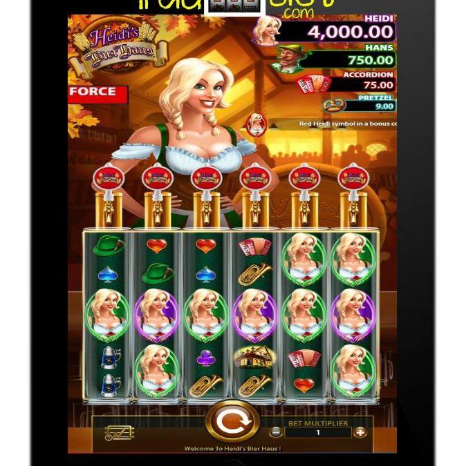 Heidi's Bier Haus WMS Free Slot App