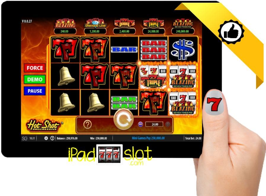 Hot Shot Progressive Free Bally Slots