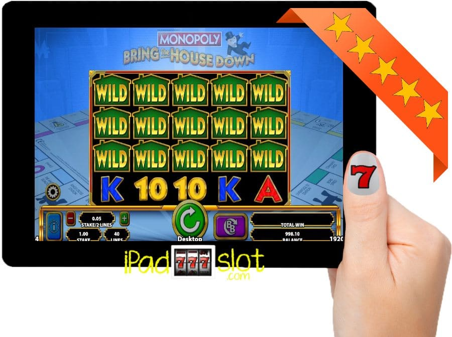 Monopoly Bring The House Down Barcrest Free App