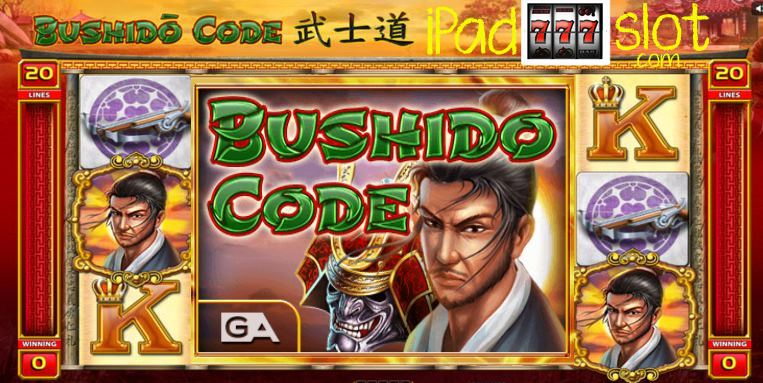 Bushido Code Slot Machine