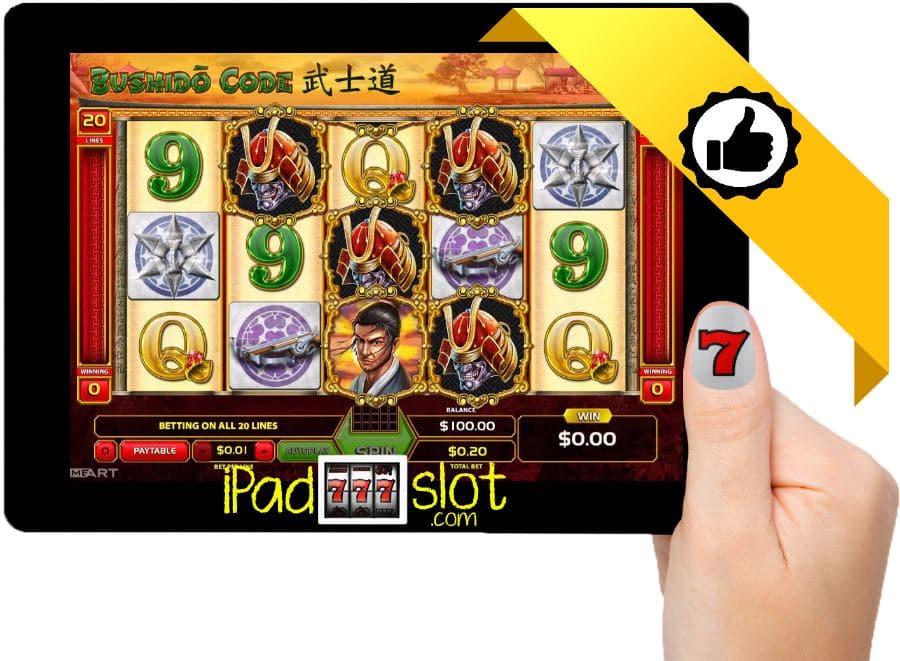 Bushido Code GameArt Slots App