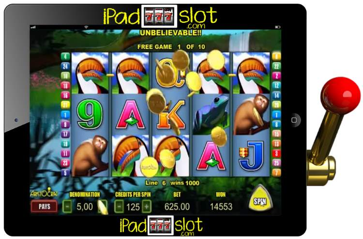 10 Aristocrat Free Real Money Ipad Iphone Android Slot Games