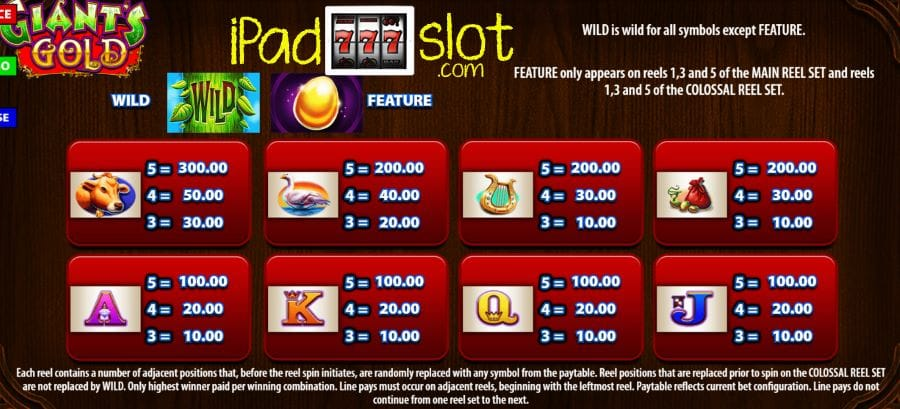 Williams Free Slots