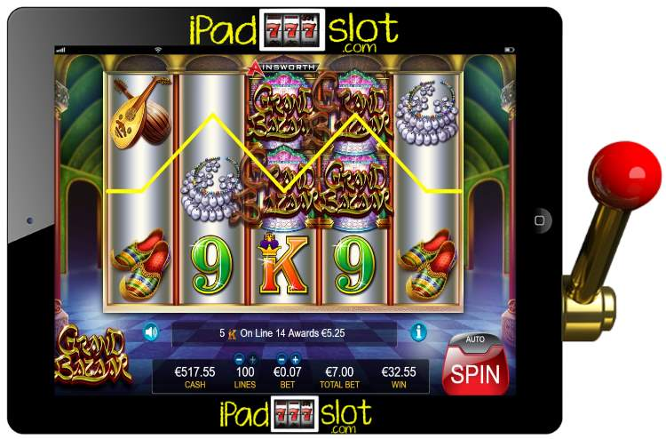 10 Great Ainsworth Free or Real iPad, iPhone & Android Slot Apps