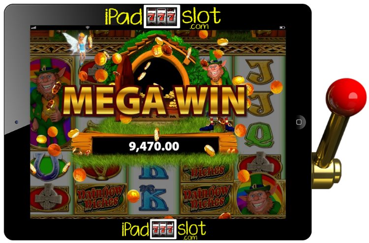 Rainbow Riches Home Sweet Home Free Slots App