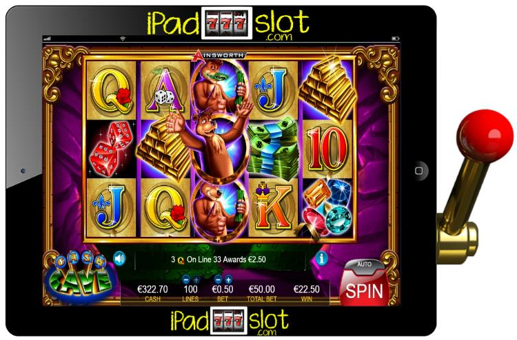 Cash Cave Ainsworth Free Slots App Guide