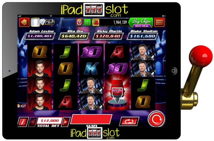 The Voice Free IGT Online Slot Game Guide
