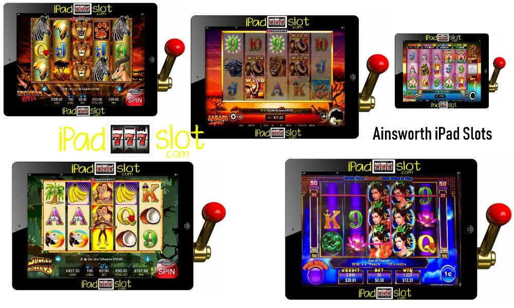 Slot Machine Games For Ipad