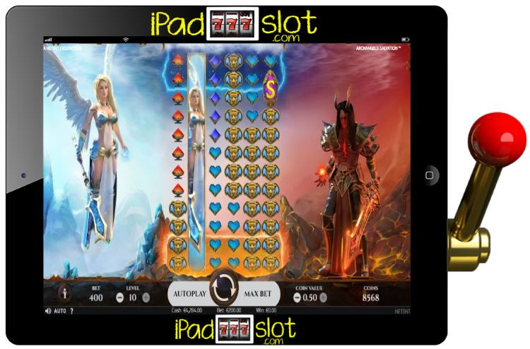 Top 10 Action & Adventure Free NETENT iOS or Android Slot Games